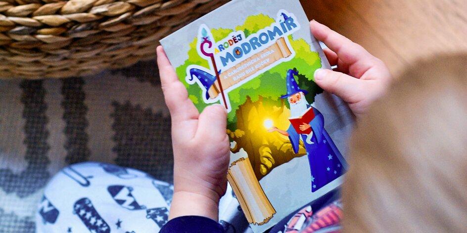 Testujeme s dětmi: Hra Čaroděj Modromír podporuje tvořivost a zahání stereotyp