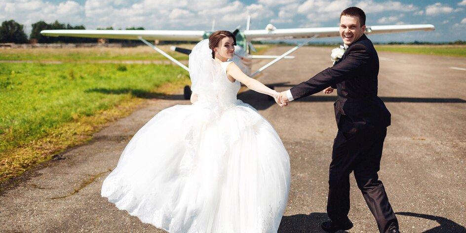 6 úžasných svatebních darů, ze kterých budou novomanželé nadšení
