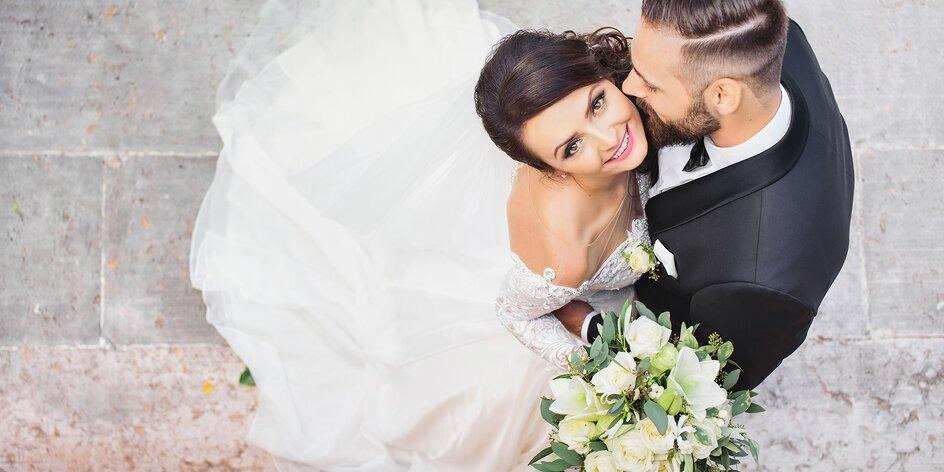Svatba od A do Z – naplánujte si svůj den do puntíku