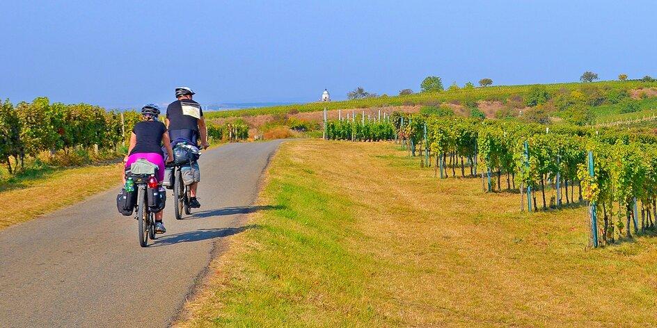 Nejkrásnější cyklostezky na jihu Moravy. Lednicko-valtický areál, kraj André i Podyjí