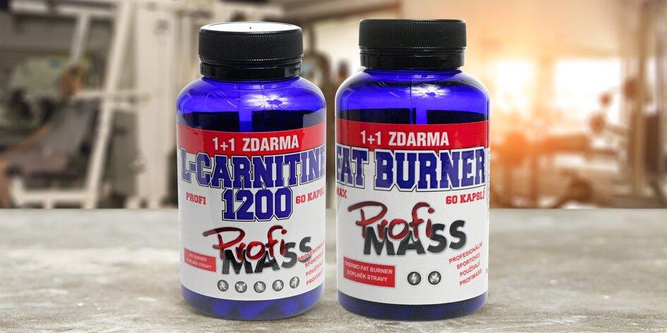 L-Carnitine a Fat Burner: doplňky k redukci tuků