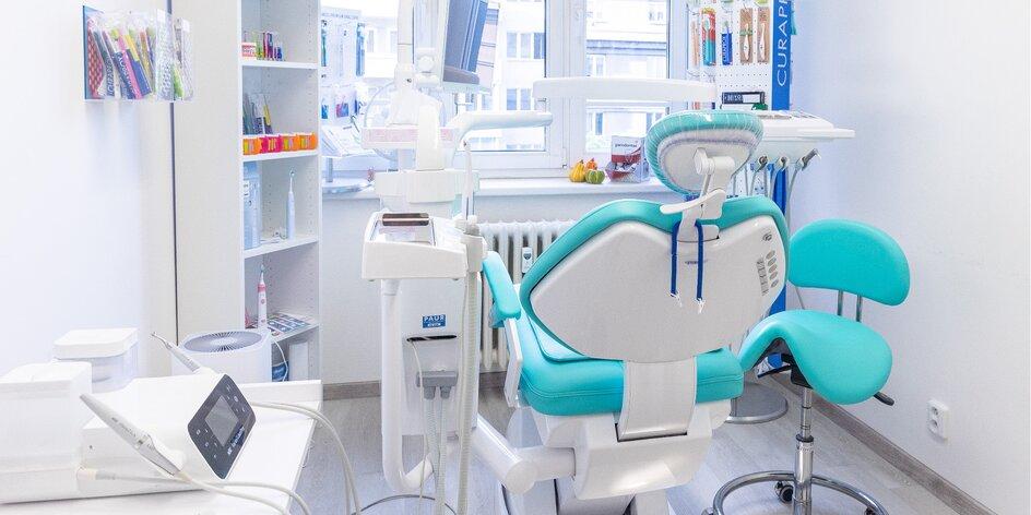 Kompletní dentalní hygiena pro děti i dospělé
