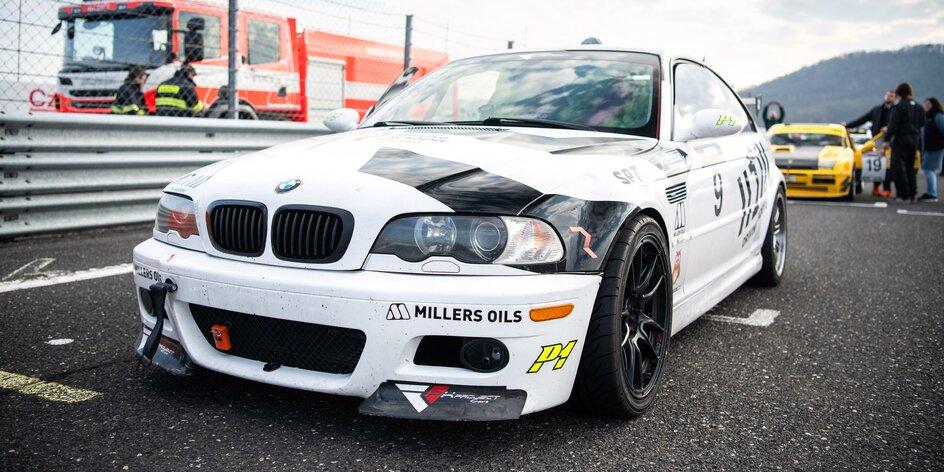 Až 9 kol v nadupaném BMW M3 nebo 130i Cup