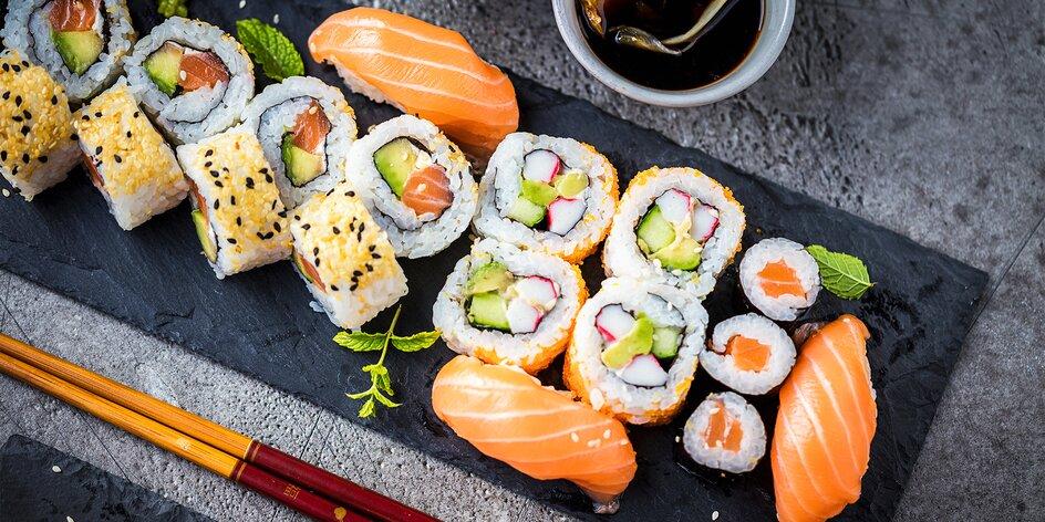 Tajemství odhaleno! Zjistěte, proč je sushi zdravé a jak ho správně jíst
