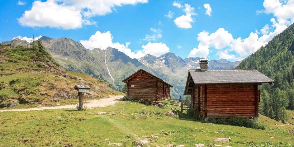 4 dny u ledovců Kaprun a Dachstein v Rakousku