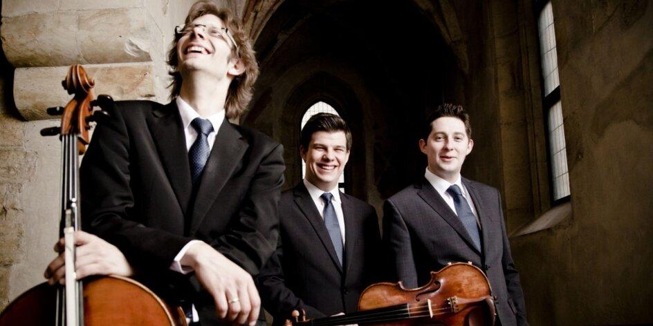Vstupenka na komorní představení Lobkowicz trio