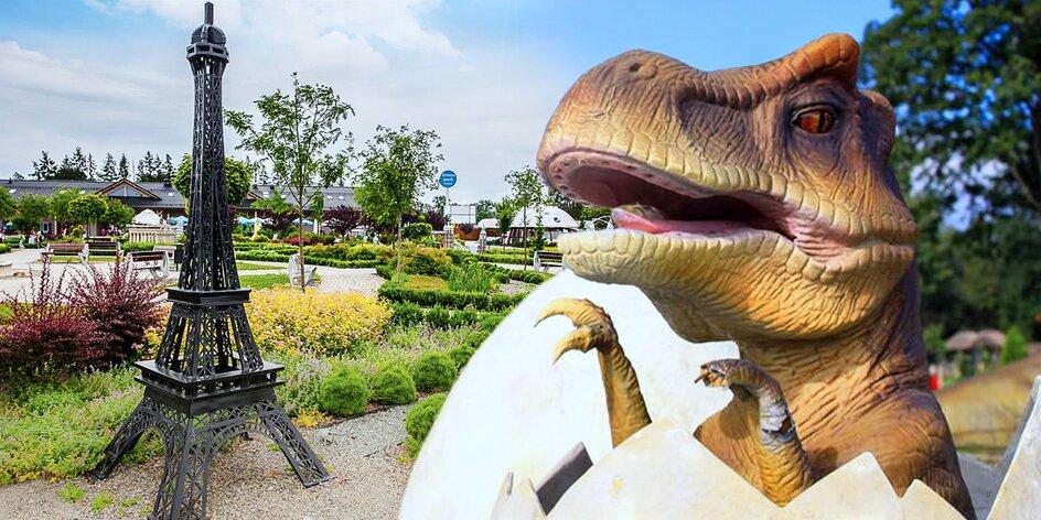 Vstupenky do zábavního Dream Parku Ochaby