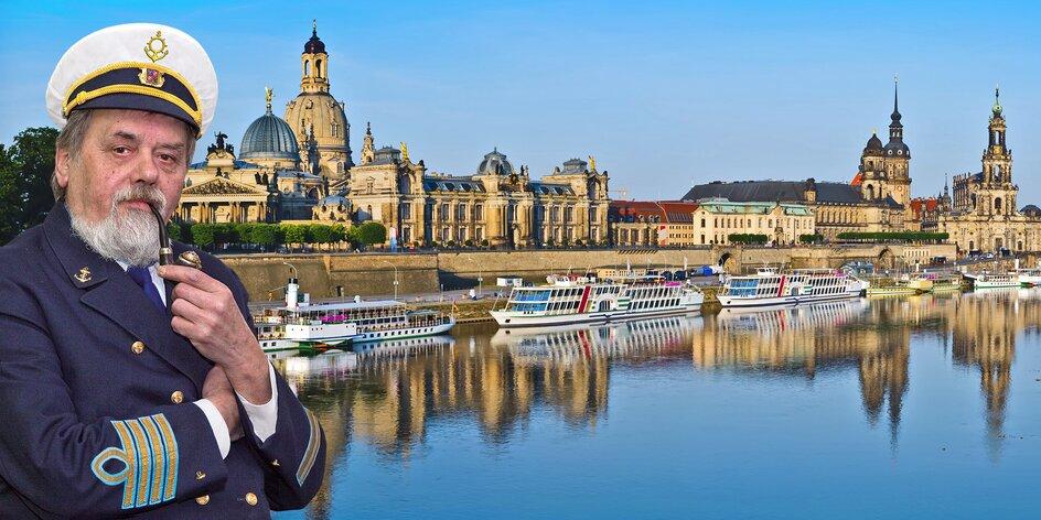 Romantická plavba do Drážďan s obědem i večeří