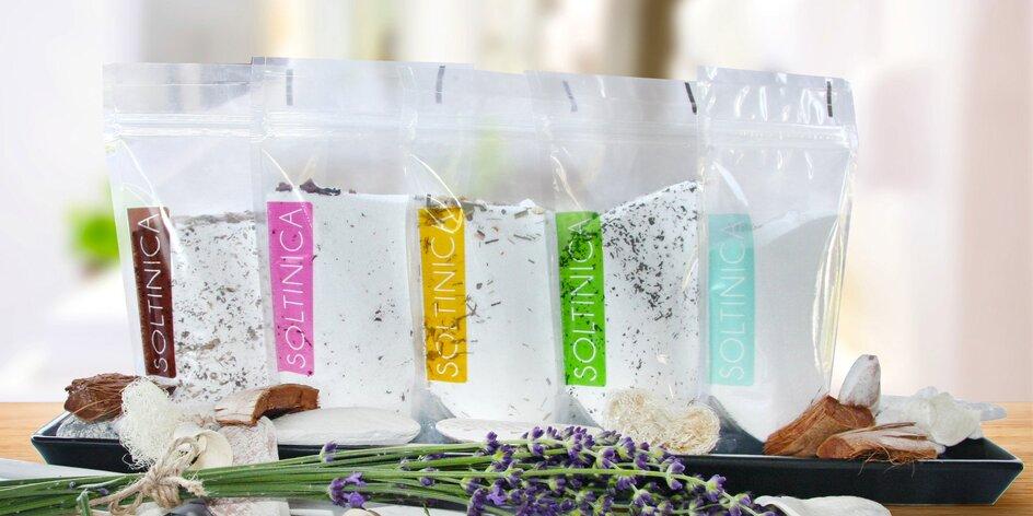 Epsomská sůl do koupele v dárkovém balení
