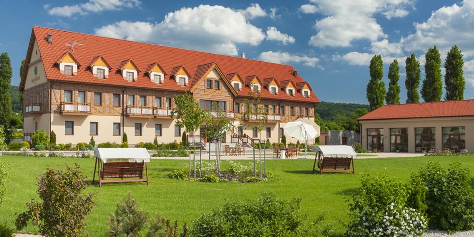 Romantické Karpaty: polopenze, neomezený wellness