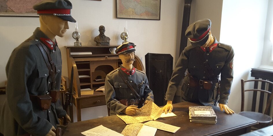 Vezměte celou rodinu do Muzea Policie ČR