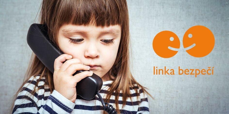 Podpořte dostupnost Linky bezpečí, která dětem pomáhá už 24 let