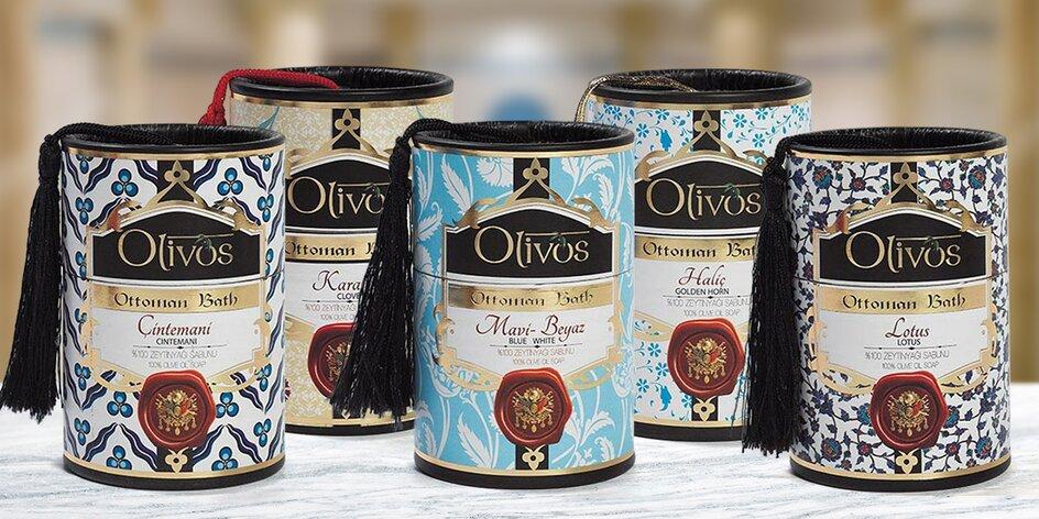 Tradiční přírodní mýdla z tureckých lázní