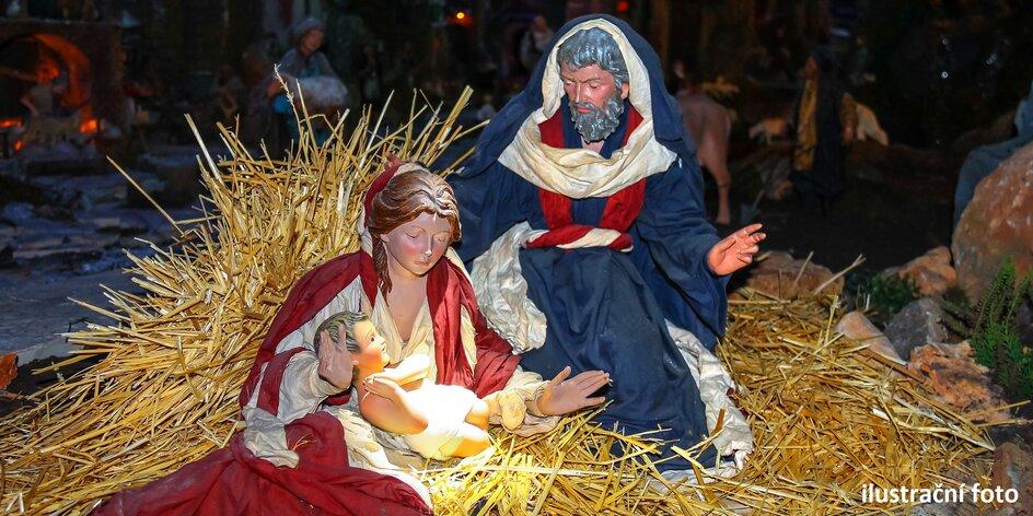 Nalaďte se na Vánoce: vstupenka na výstavu betlémů