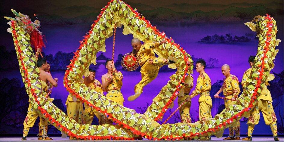 Oslavy čínského nového roku v Praze nebo Ostravě