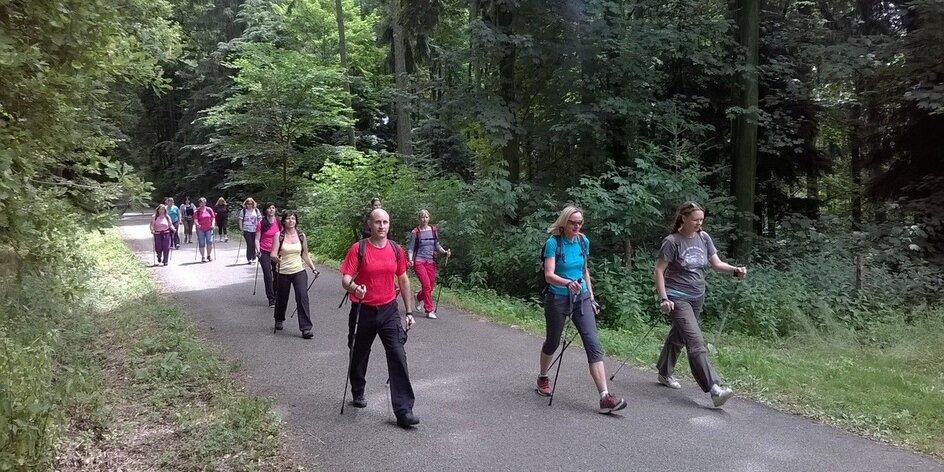 Nordic Walking - 4 hodinový základní kurz