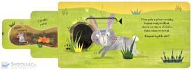 Dětské knihy Zvířátka v lese, Čí je to zadeček? aj.