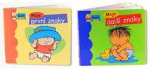 Leporela pro aktivní čtení s miminky i batolaty