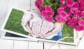 Fotoalbum LUX s fotografickým papírem