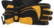 Dámské lyžařské rukavice Lucky B-4155 Žluté