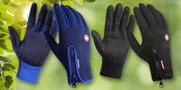 Termo rukavice zateplené fleecem: 5 barev