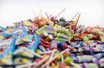 Pro mlsouny: obří boxy cukrovinek Mentos i Tic Tac