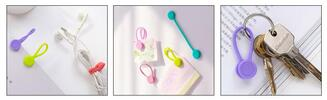 Drží, uloží, založí: silikonové pásky s magnetem