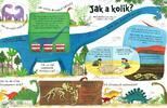 Podívej se pod obrázek: otázky a odpovědi ze světa dinosaurů