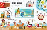 Podívej se pod obrázek: otázky a odpovědi o jídle