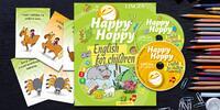 Angličtina pro děti s balíčky Lingea: hry, karty, CD