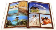 Fotokniha s pevnou šitou vazbou: formát A4, 72 stran