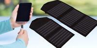 Solární nabíječky pro mobil, tablet i notebook