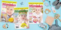 Roční elektronické předplatné časopisu Miminko