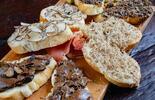 Speciality z pravých lanýžů: máslo, olej i krém