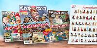 Kompletní ročník dětského magazínu Časostroj 2020