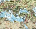 Nástěnné mapy světa, Evropy a České republiky