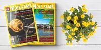 Roční předplatné časopisu Moje země s bonusem