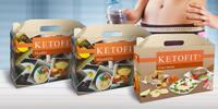 Proteinová dieta KETOFIT® a KETOAKTIV® k redukci váhy