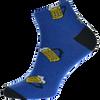 2 piva + 3 páry kotníkových ponožek