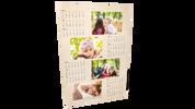 Roční kalendář – nástěnný A3