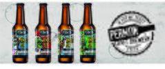 Dárkové sety vánočních speciálů piva Permon