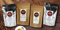 Zrnková káva z Latinské Ameriky: 250 nebo 1000 g