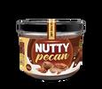 Ořechové krémy s křupinkami i čokoládou