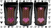 Dárkové balení zrnkové kávy s příchutěmi