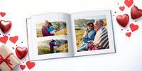 Fotokniha na šířku ve formátu A5, A3 a čtvercová