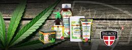 Dárkové sady kosmetiky: cannabis i levandule