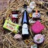 Balíčky od farmáře: sirup, med, čaj, pesto i hermelín