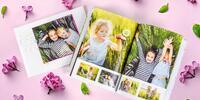 Fotokniha s pevnou vazbou ve formátu A4