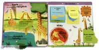 Dětské knížky se zvířátky pro rozvoj motoriky