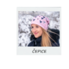 Nákrčníky s hlavičkami podle fotky: různé vzory